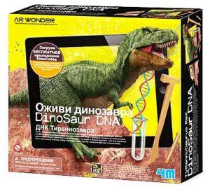 ДНК Тираннозавра