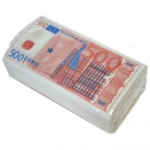 """Салфетки  """"500евро"""""""