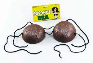 Лифчик из кокоса